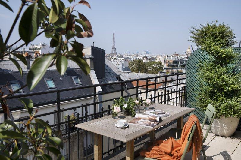 Le Littre Hotel - TERRASSECHSUP <br/>Image from Leonardo