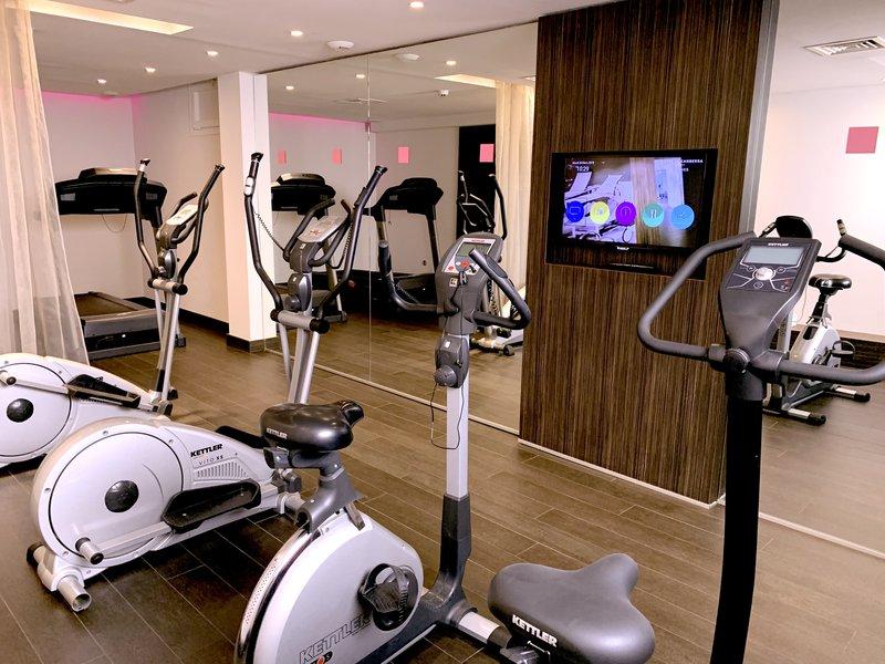 Hotel Canberra-Fitness<br/>Image from Leonardo