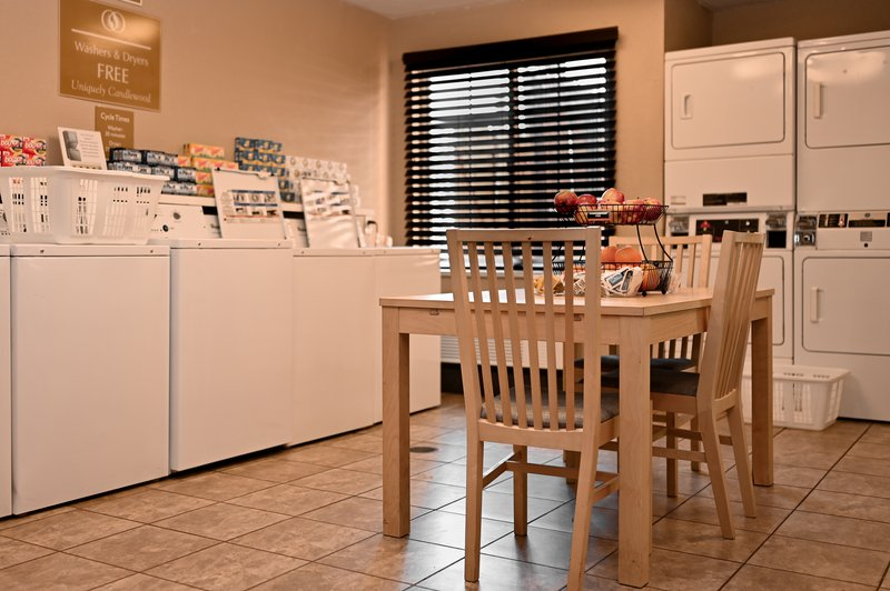 Candlewood Suites Clearwater-Complimentary Guest Laundry <br/>Image from Leonardo