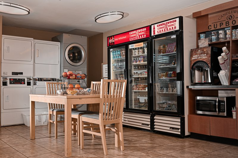 Candlewood Suites Clearwater-Candlewood Cupboard and Guest Laundry<br/>Image from Leonardo