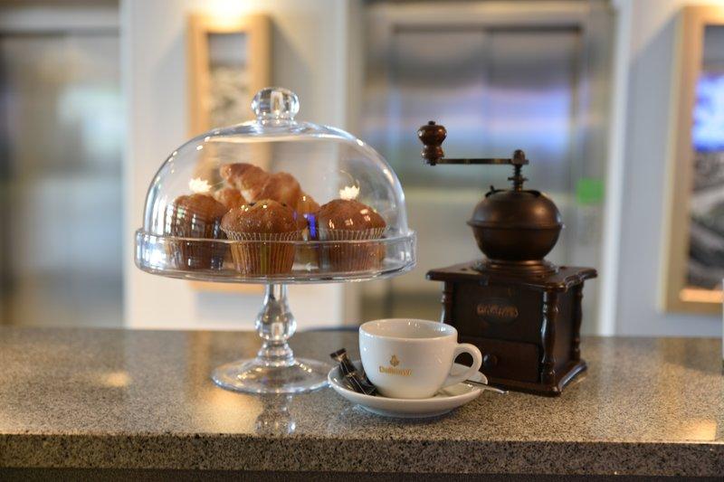 Holiday Inn Salzburg City-Enjoy tasty coffee variations.<br/>Image from Leonardo