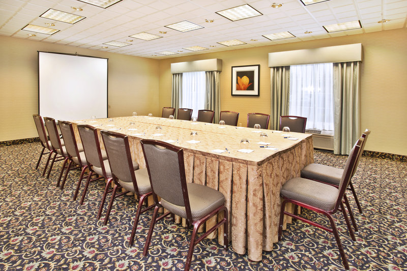 Holiday Inn Express & Suites Ann Arbor-Meeting Room - One of three<br/>Image from Leonardo