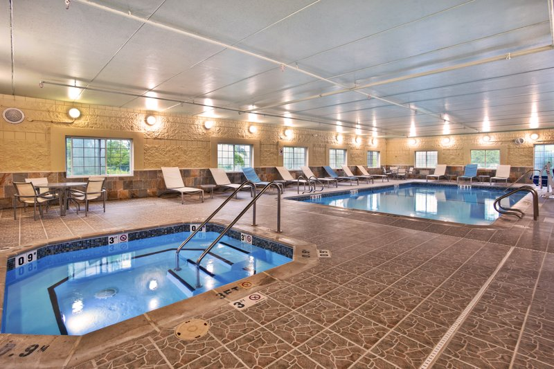 Holiday Inn Express & Suites Ann Arbor-Indoor Swimming Pool & Jacuzzi<br/>Image from Leonardo