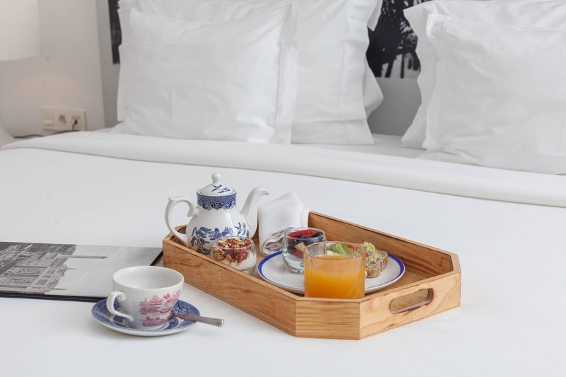 Autograph Collection Fontecruz Lisboa-Breakfast In The Room<br/>Image from Leonardo