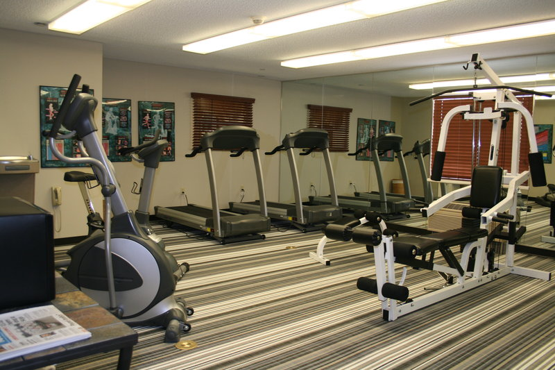 Candlewood Suites Dallas, Ft Worth/Fossil Creek-24 Hour Fitness Center<br/>Image from Leonardo