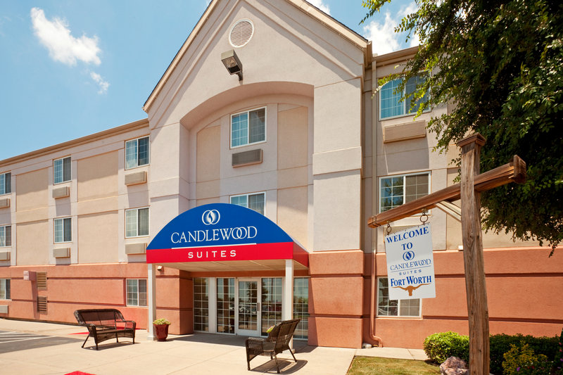 Candlewood Suites Dallas, Ft Worth/Fossil Creek-Hotel Exterior<br/>Image from Leonardo