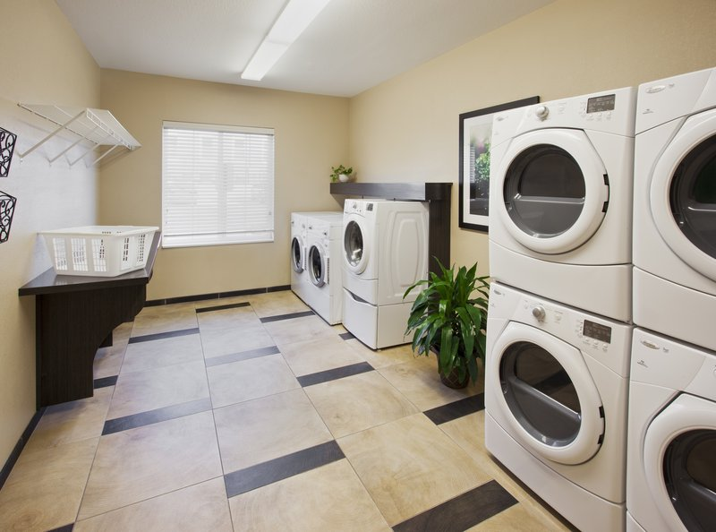 Candlewood Suites Dallas, Ft Worth/Fossil Creek-Guest Laundry Room<br/>Image from Leonardo
