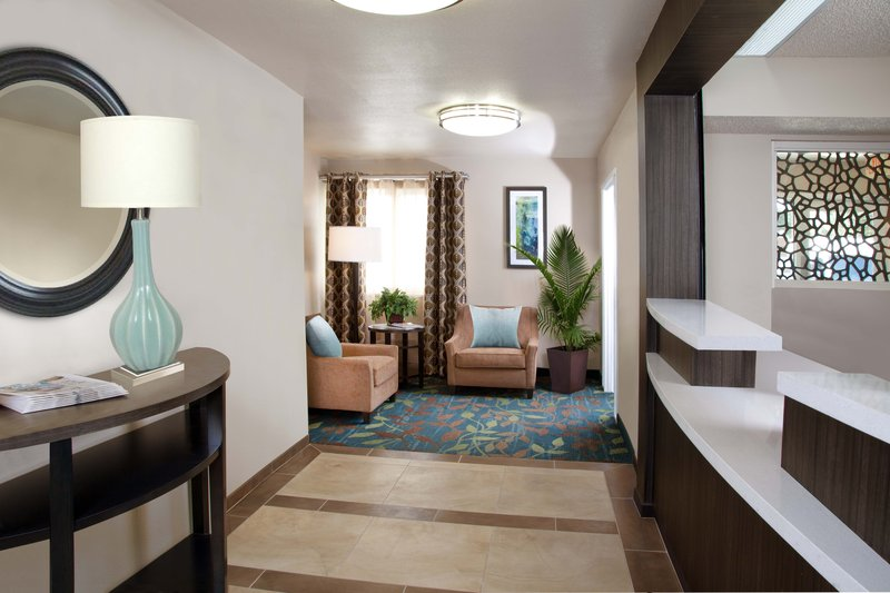 Candlewood Suites Dallas, Ft Worth/Fossil Creek-Hotel Lobby<br/>Image from Leonardo