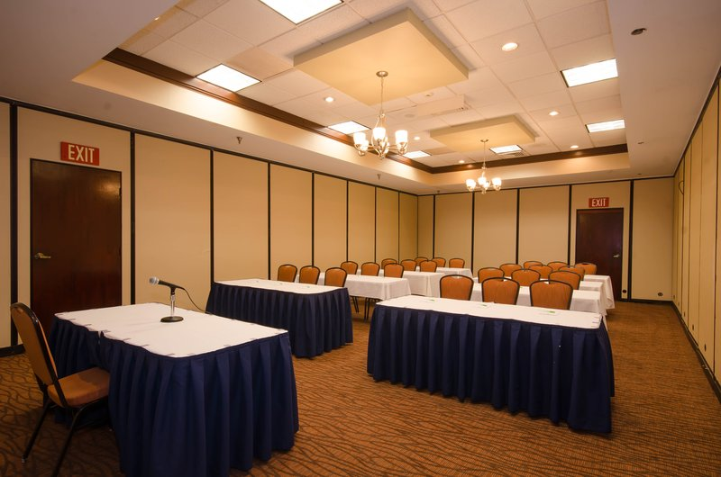 Holiday Inn Hotel & Suites Mansfield-Conference Ctr-Classroom Style Seating<br/>Image from Leonardo