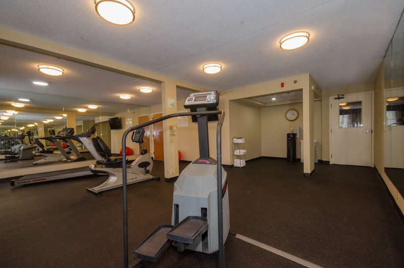 Holiday Inn Hotel & Suites Mansfield-Conference Ctr-Spacious Cardio Fitness Center Available 24 hours a day<br/>Image from Leonardo