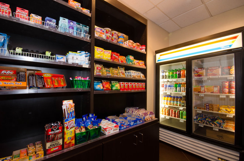 Holiday Inn Hotel & Suites Mansfield-Conference Ctr-Stocked with new product weekly. Be sure to grab a quick snack.<br/>Image from Leonardo