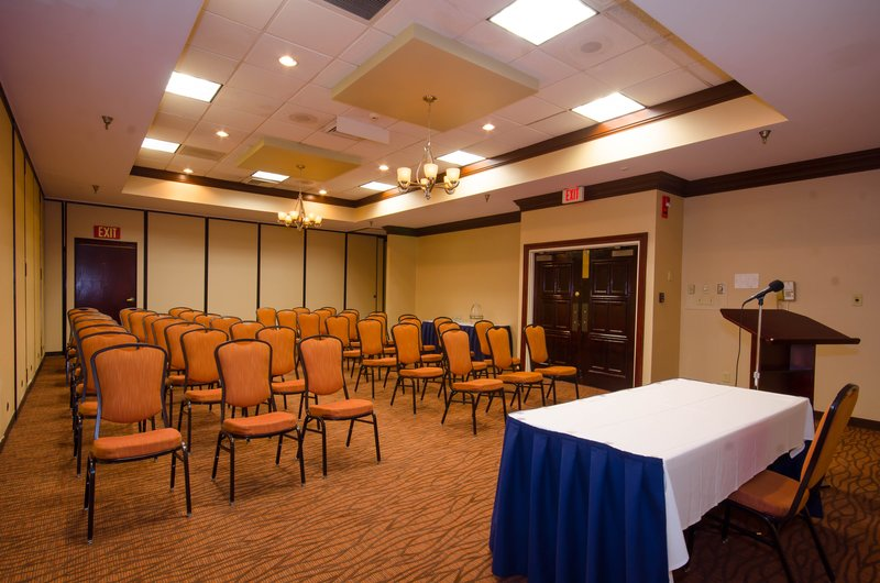 Holiday Inn Hotel & Suites Mansfield-Conference Ctr-Theater Style Seating<br/>Image from Leonardo