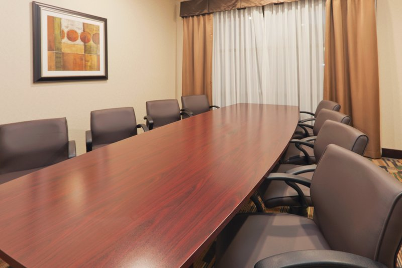 Holiday Inn Hotel & Suites Mansfield-Conference Ctr-Boardroom<br/>Image from Leonardo