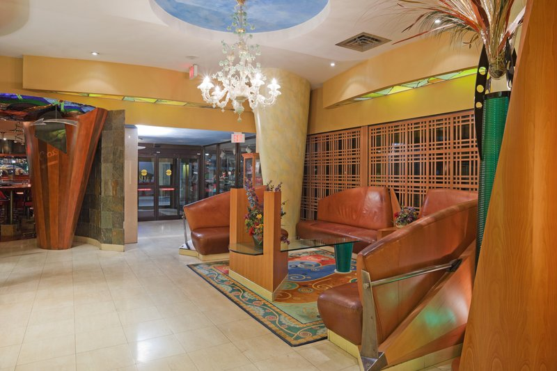 Holiday Inn Niagara Falls - by the Falls-Relax in our Hotel Lobby<br/>Image from Leonardo