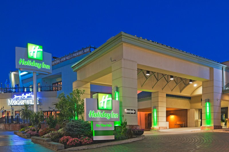 Holiday Inn Niagara Falls - by the Falls-Hotel located one block from Niagara Falls<br/>Image from Leonardo