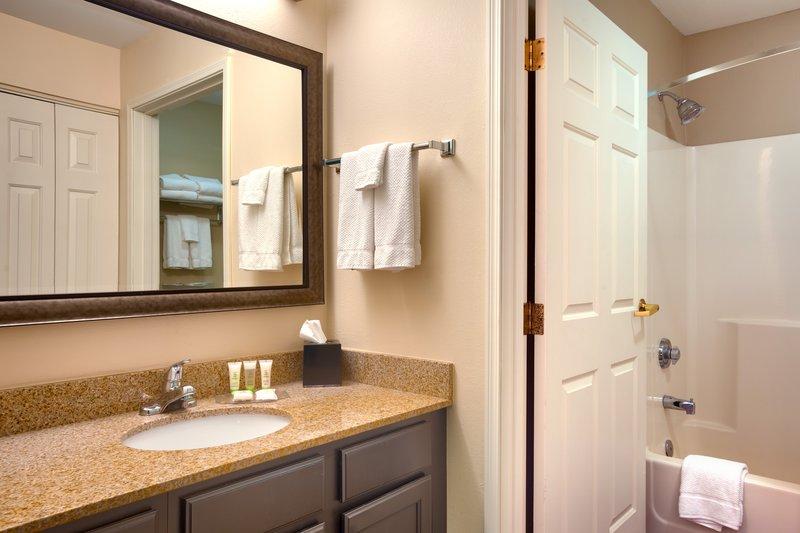 Staybridge Suites Peoria-Downtown-Guest bathroom<br/>Image from Leonardo