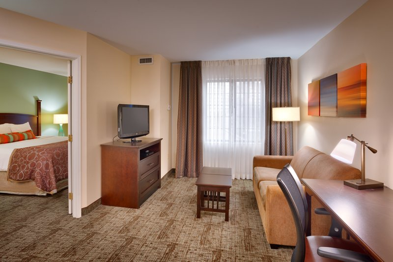 Staybridge Suites Peoria-Downtown-Our one bedroom suites give you your own space to stretch out<br/>Image from Leonardo