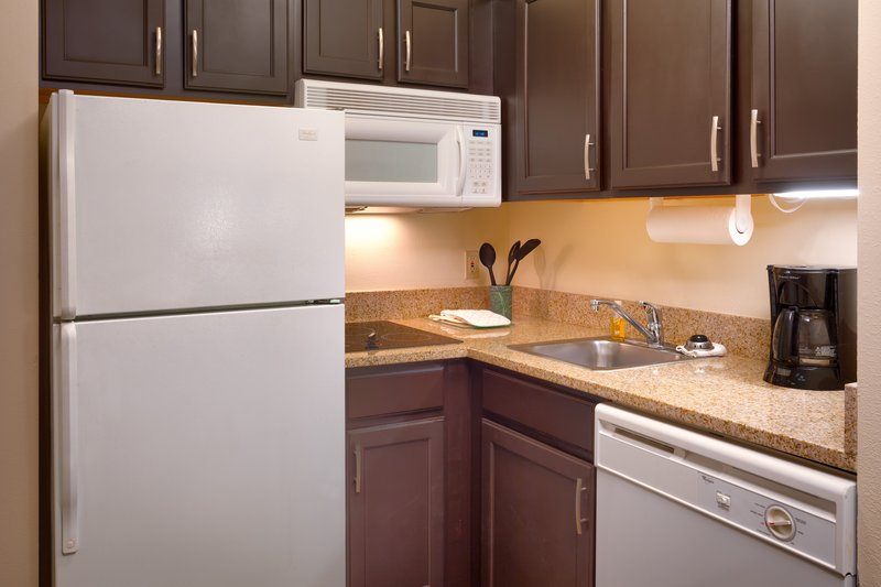Staybridge Suites Peoria-Downtown-All suites equipped with a full kitchen<br/>Image from Leonardo