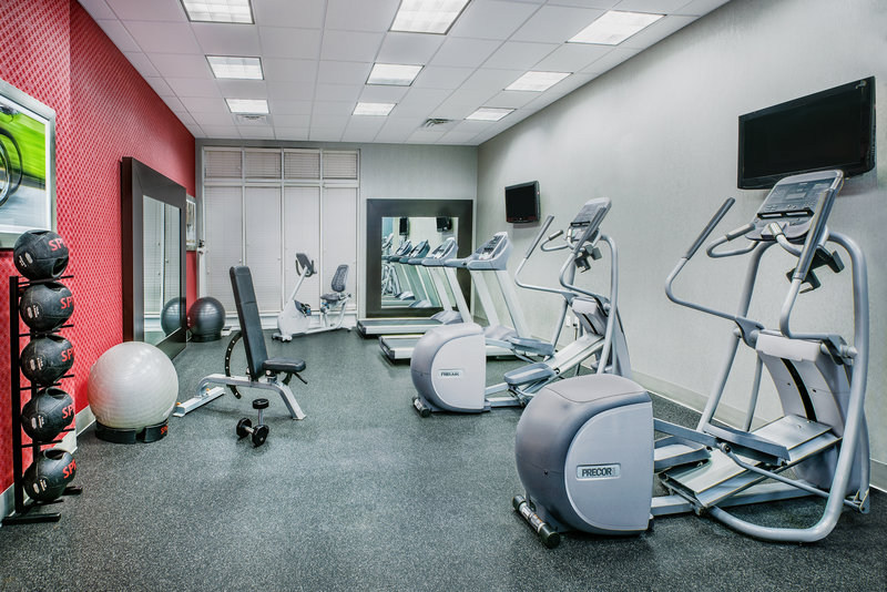 Holiday Inn Hotel & Suites College Station - Aggieland-Work up a sweat in the Fitness Center.<br/>Image from Leonardo