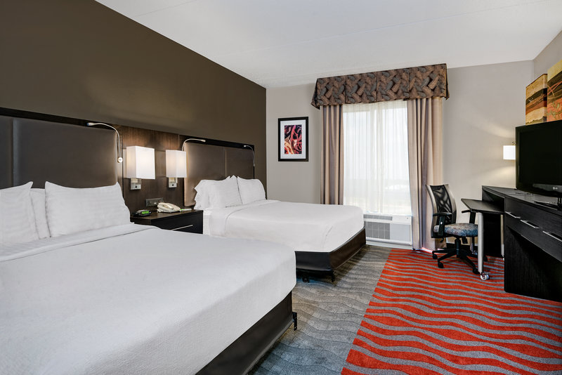 Holiday Inn Hotel & Suites College Station - Aggieland-We take pride in making everything spotless for your arrival.<br/>Image from Leonardo