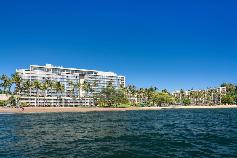 Kauai Marriott Resort-Exterior - View from Nawiliwili Bay<br/>Image from Leonardo
