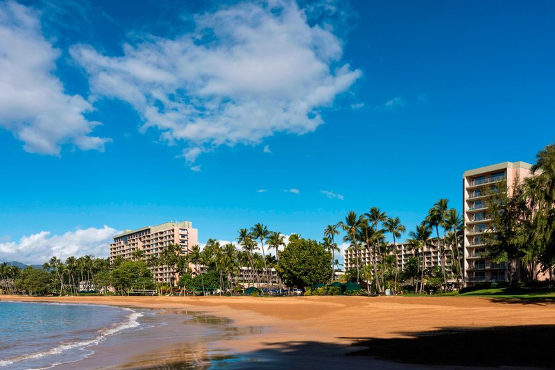 Kauai Marriott Resort-Kalapaki Beach<br/>Image from Leonardo