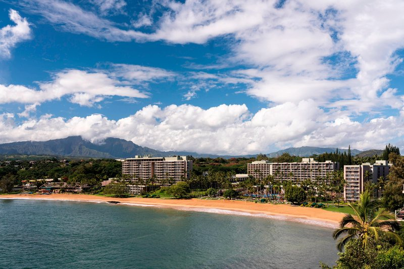 Kauai Marriott Resort-Resort Beachfront<br/>Image from Leonardo