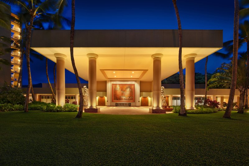Kauai Marriott Resort-Event Space<br/>Image from Leonardo
