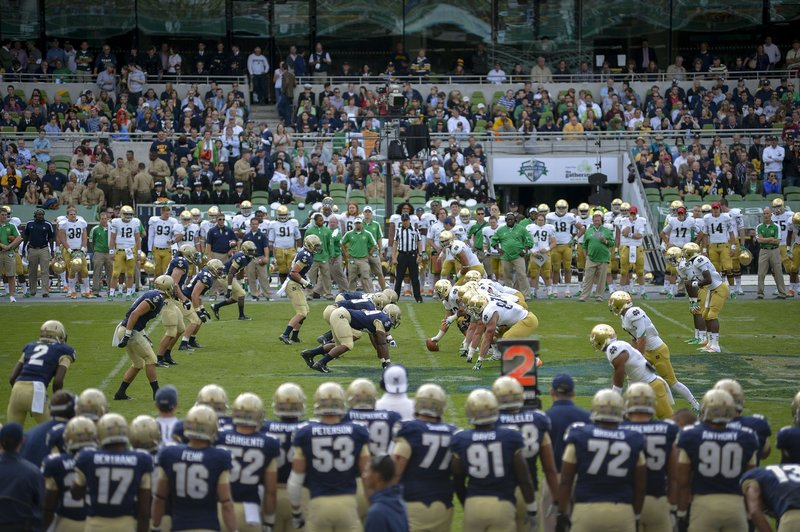 Crowne Plaza Annapolis-Navy Football Game<br/>Image from Leonardo