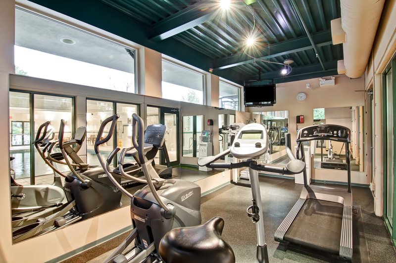 Holiday Inn Express Kamloops-Fitness Center<br/>Image from Leonardo