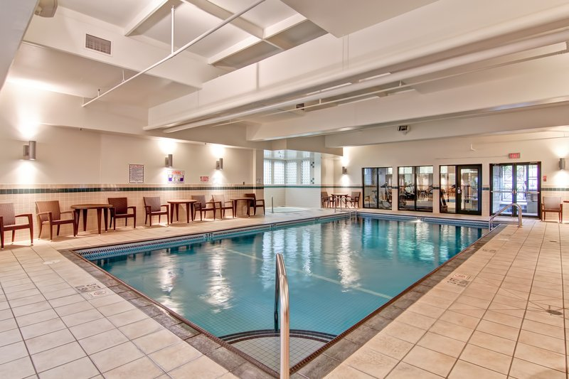 Holiday Inn Express Kamloops-Swimming Pool<br/>Image from Leonardo