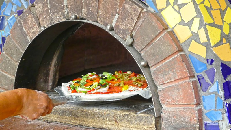 Holiday Inn Niagara Falls - by the Falls-Delicious Pizzas On Our Wood Fire Oven<br/>Image from Leonardo