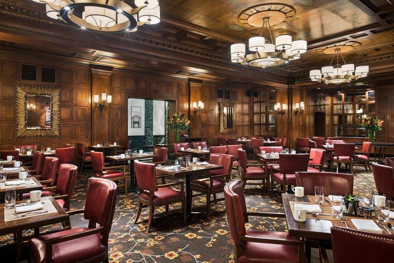 The Westin St. Francis - The Oak Room Restaurant <br/>Image from Leonardo