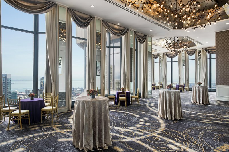 The Westin St. Francis - Mission Bay <br/>Image from Leonardo