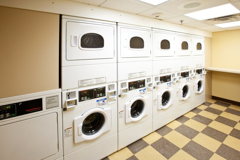 Candlewood Suites Indianapolis Dwtn Medical Dist-Laundry Facility<br/>Image from Leonardo