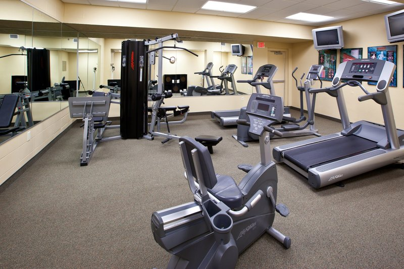 Candlewood Suites Indianapolis Dwtn Medical Dist-Fitness Center<br/>Image from Leonardo