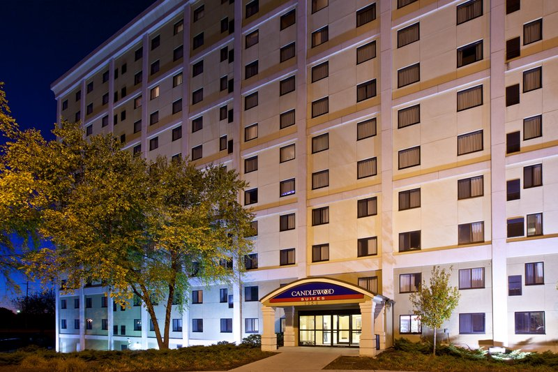 Candlewood Suites Indianapolis Dwtn Medical Dist-Hotel Exterior<br/>Image from Leonardo