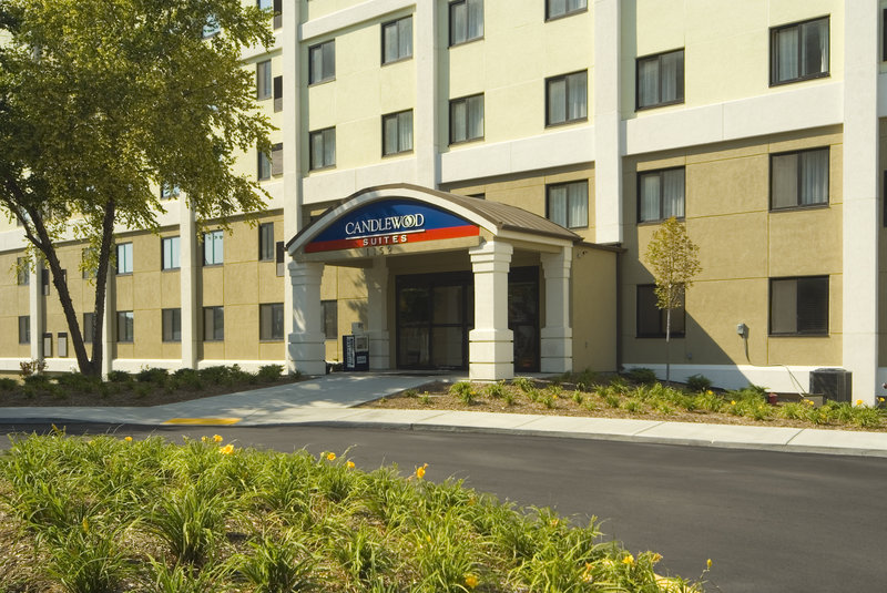 Candlewood Suites Indianapolis Dwtn Medical Dist-Welcome to the Candlewood Suites!<br/>Image from Leonardo