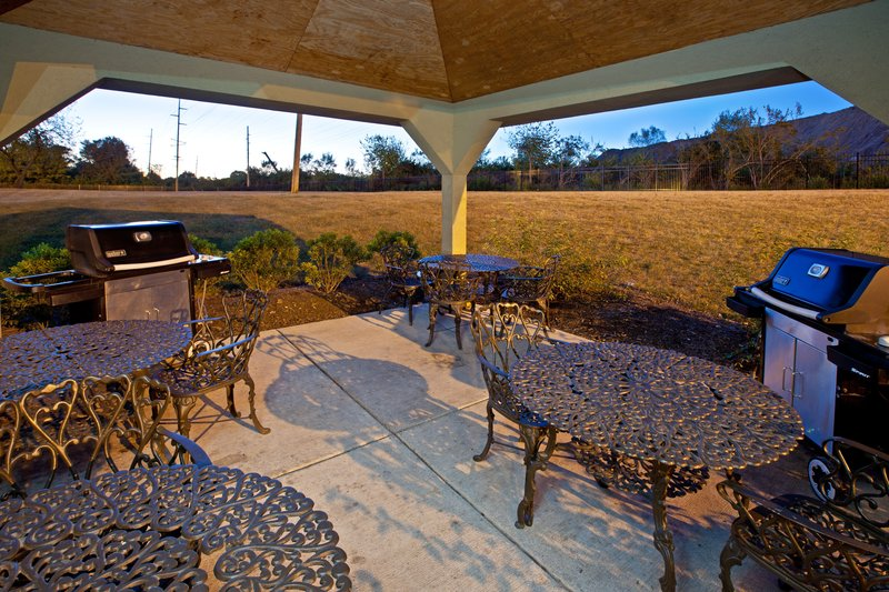 Candlewood Suites Indianapolis Dwtn Medical Dist-Guest Patio<br/>Image from Leonardo