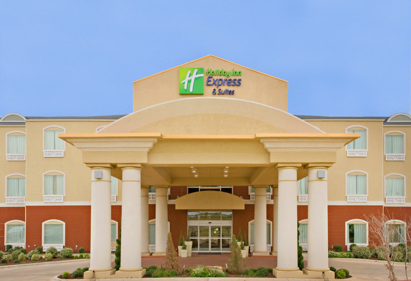 Holiday Inn Express & Suites Sweetwater-Hotel Exterior<br/>Image from Leonardo