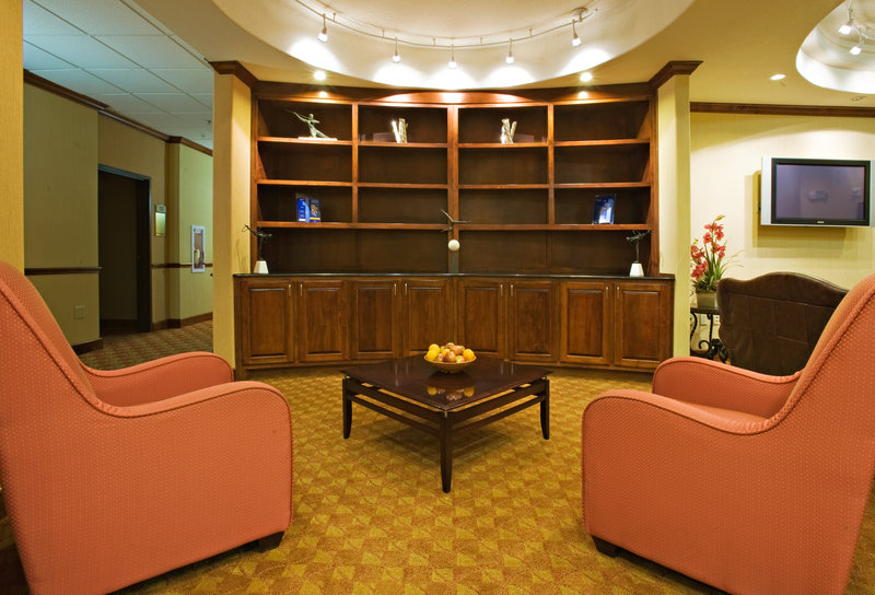 Holiday Inn Express & Suites Sweetwater-Hotel Lobby<br/>Image from Leonardo