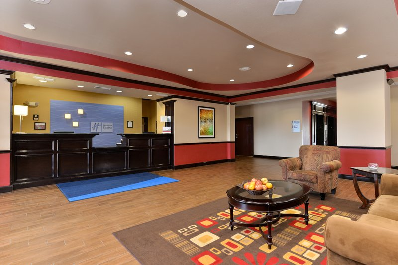 Holiday Inn Express & Suites Sherman HWY 75-Hotel Lobby<br/>Image from Leonardo