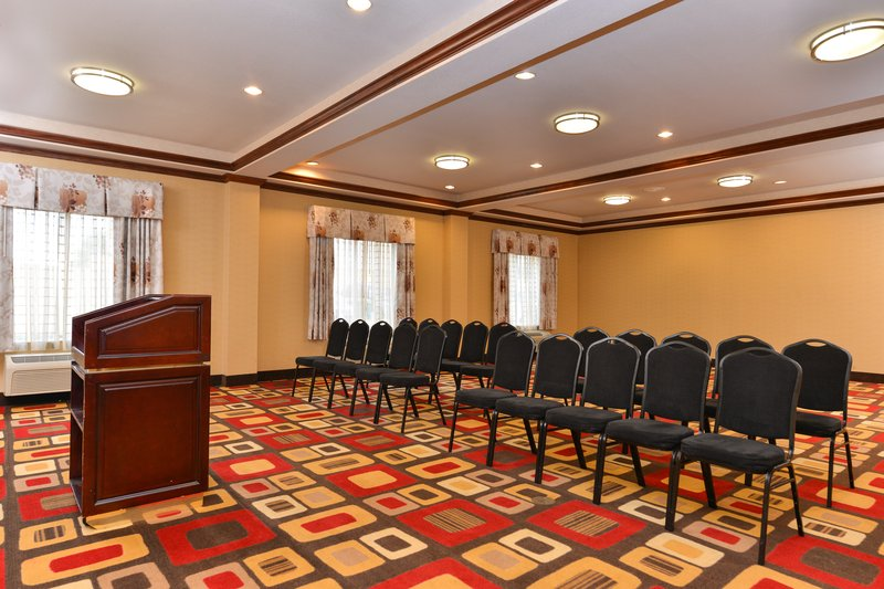 Holiday Inn Express & Suites Sherman HWY 75-Meeting Room<br/>Image from Leonardo