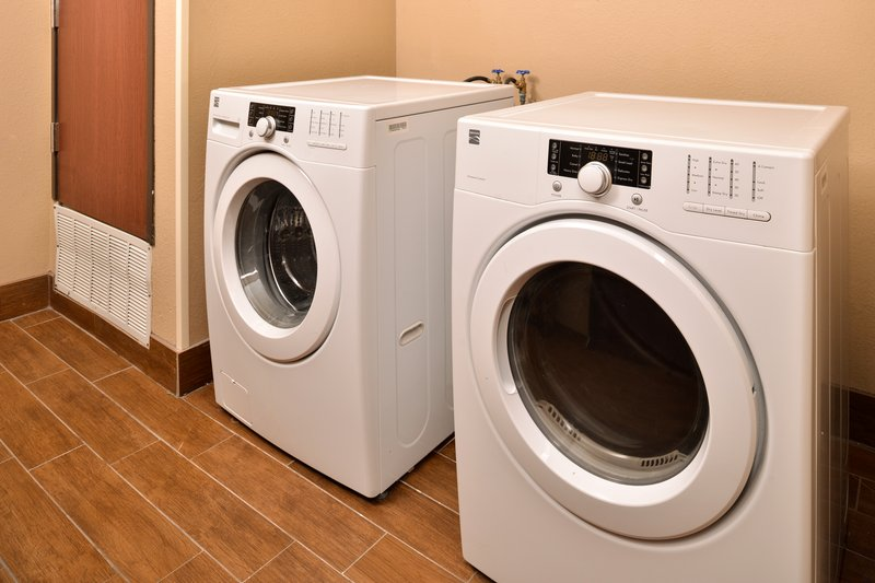 Holiday Inn Express & Suites Sherman HWY 75-Laundry Facility<br/>Image from Leonardo
