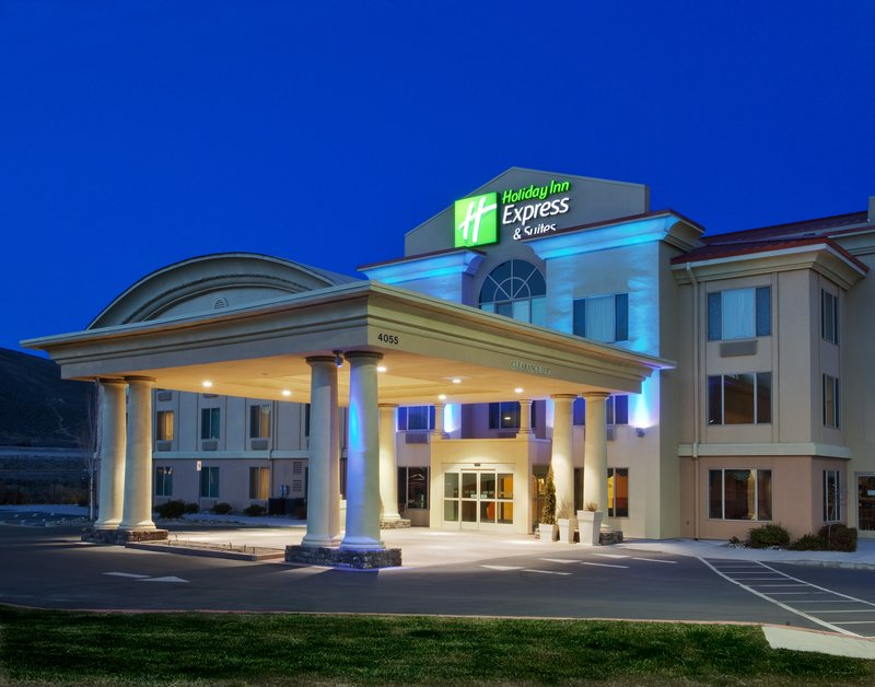 Holiday Inn Express & Suites Carson City-Hotel Exterior<br/>Image from Leonardo