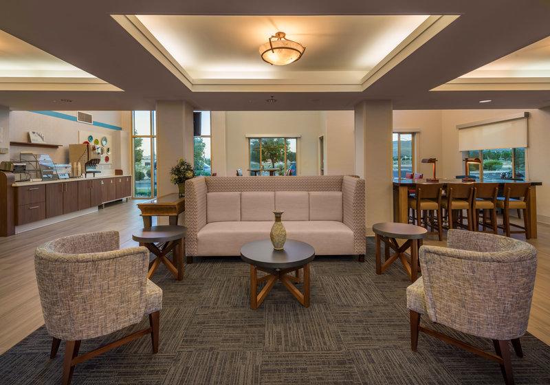 Holiday Inn Express & Suites Carson City-Hotel Lobby<br/>Image from Leonardo