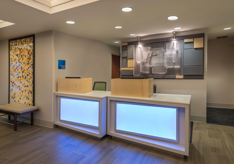 Holiday Inn Express & Suites Carson City-Front Desk<br/>Image from Leonardo