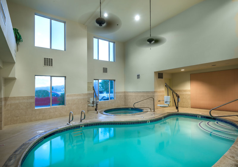 Holiday Inn Express & Suites Carson City-Swimming Pool<br/>Image from Leonardo