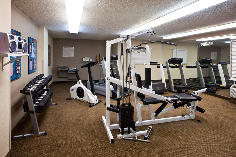 Candlewood Suites Clearwater-Fitness Center<br/>Image from Leonardo