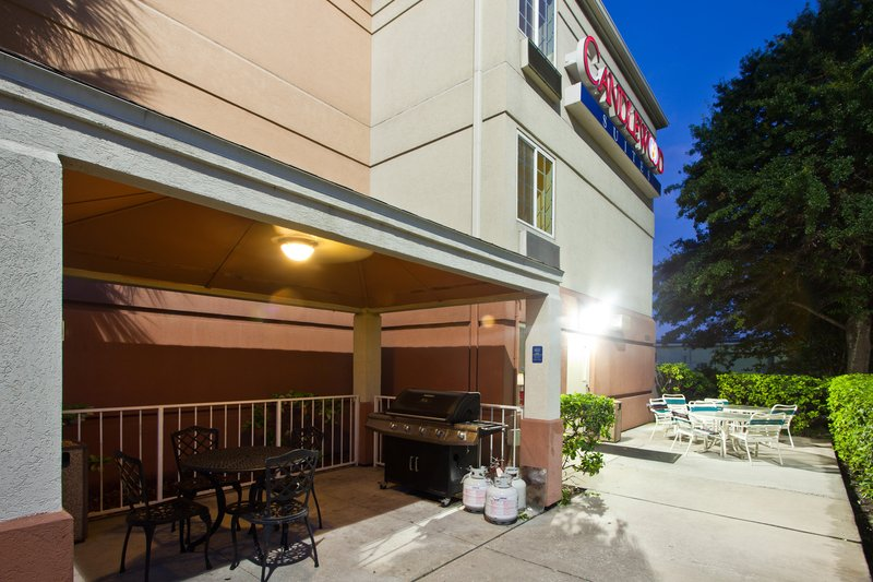 Candlewood Suites Clearwater-Guest Patio<br/>Image from Leonardo